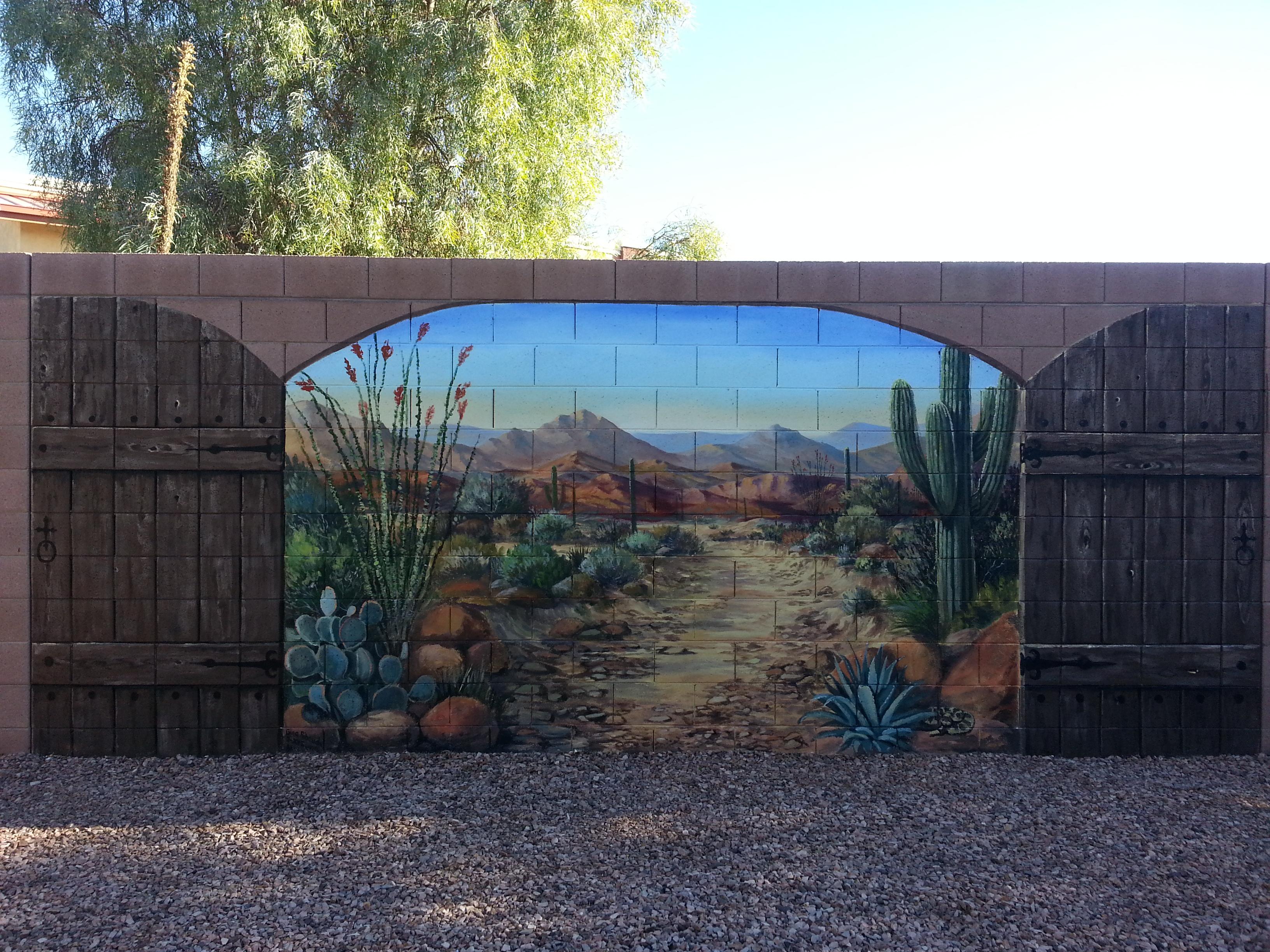 arizona block wall murals gallery i love murals by gina ribaudo