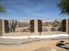 sonoran desert window blockwall  mural