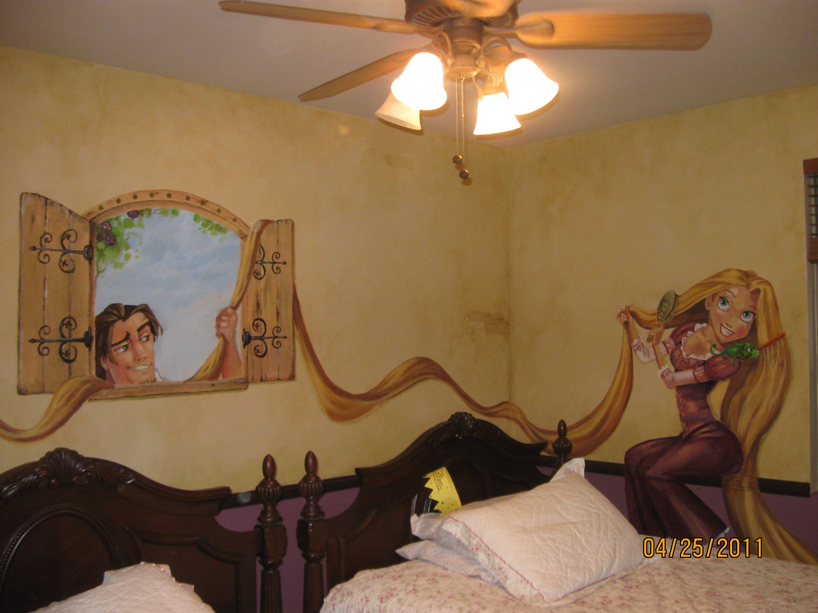 Arizona childrens wall murals i love murals by gina ribaudo for Children wall mural