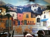 Mexican Marketplace Mural